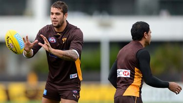 No say in it: Decision to play should be taken out of Lance Franklin's hands, says Dr Peter Larkins.
