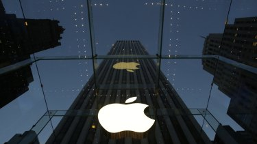"""""""We are starting to see something that we have not seen before."""": Apple Chief Financial Officer Luca Maestri admits the company is facing headwinds."""