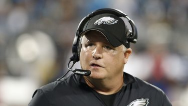 Incoming: Chip Kelly will head the 49ers for 2016/17.