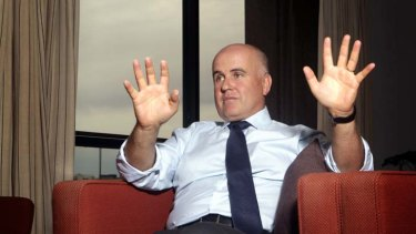 Refused to guarantee school budgets would not be cut in future ... NSW Minister for Education, Adrian Piccoli.
