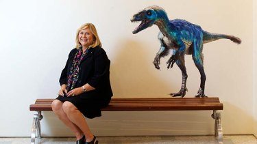 Museum is not a dinosaur: Kim McKay, the new director of the Australian Museum.