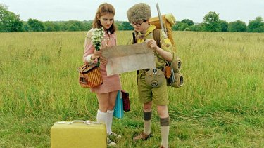 Guaranteed to please ... Wes Anderson's deliciously funny <i>Moonrise Kingdom</i>.