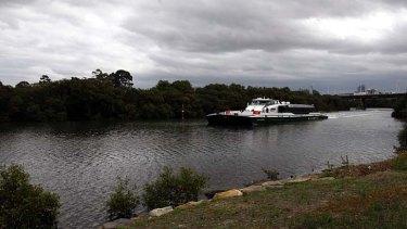 "Eroding riverbanks ... RiverCats are a ""key constraint"" to upgrading sea walls."