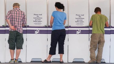 The state government plans to make voters produce ID on poll day.