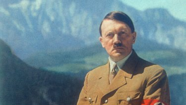 Adolf Hitler:  the recurring echoes in Trump's speeches, interviews and his underlying thinking have become too blatant to overlook.