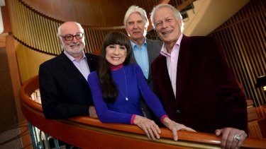 Back on track ... The Seekers resume their 50th anniversary tour.