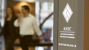 Sell-off: The privatisation of ASIC's registry business could form part of a larger plan to switch to a more self-regulatory model.