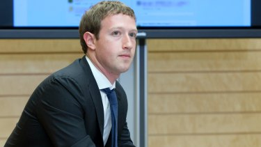 Mark Zuckerberg, founder and CEO of Facebook, thinks telepathy could be the future of his company.