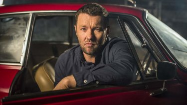 Joel Edgerton, the writer and star of <i>Felony</i>.