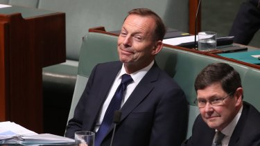 """Tony Abbott claimed: """"Already, indeed, same-sex couples in a settled domestic relationship have exactly the same rights as people who are married."""""""