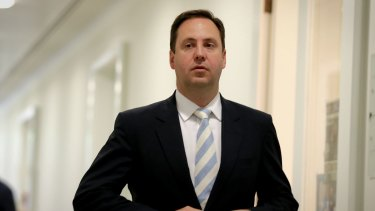 """""""It's a great shame [but] it's not unexpected"""": Trade Minister Steve Ciobo."""