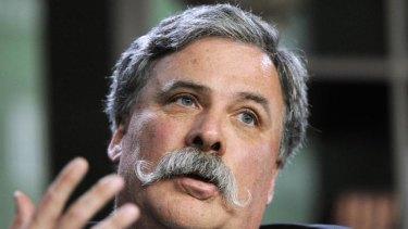 Chase Carey, Chief Operating Officer of News Corporation.