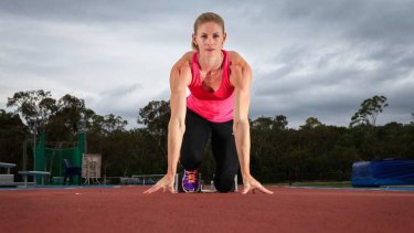 Melissa Breen contemplated quitting running last year. Now, she's the fastest woman in Australian history.