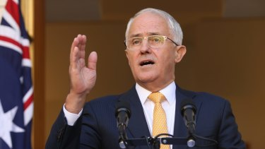 Prime Minister Malcolm Turnbull would love the same popular backing and party control as FDR.