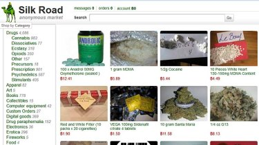 Silk Road is the Amazon of the drug trade.