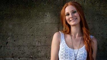 The Voice finalist Celia Pavey.