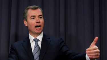 Justice Minister Michael Keenan wants large companies to make annual Modern Slavery Statements.
