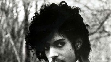 Prince at the height of his purple reign in 1984.