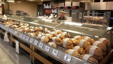 "Coles will not be able to label bread baked overseas and frozen ""fresh"" for three years."