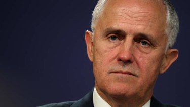 """Rupert is the most normal of the lot"": Communications Minister Malcolm Turnbull."