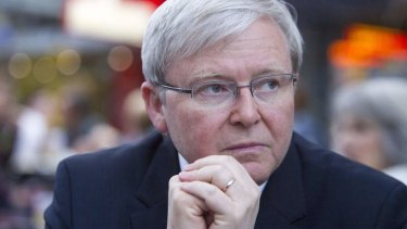 Kevin Rudd has created the impression he is more serious about a regional response than his predecessor.