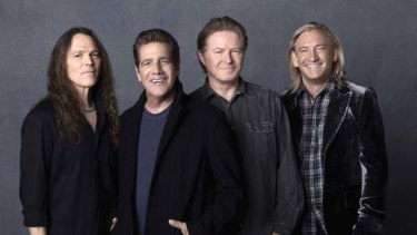 The Eagles - Timothy B. Schmit, Glenn Frey, Don Henley and Joe Walsh