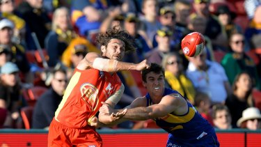 Jarrod Harbrow had already been given a two-game ban by the Gold Coast Suns after his arrest.