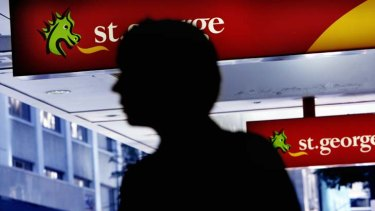 The attack on E*Trade also meant trouble for the online broking platforms of St George and Bank of Melbourne.