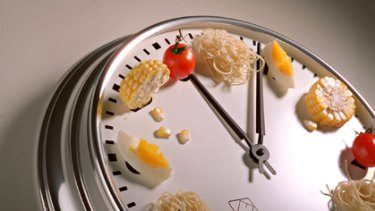 Never better than late ... diets more effective when food is consumed earlier in the day.