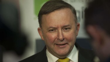Anthony Albanese: said Max Moore-Wilton had a conflict of interest.