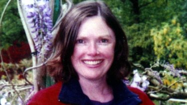 """Rebekah Lawrence ... course promised a """"journey to the core of the human spirit""""."""