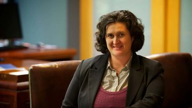 Choose wisely … Equity Trustees' Anna Hacker urges caution with your super nomination.