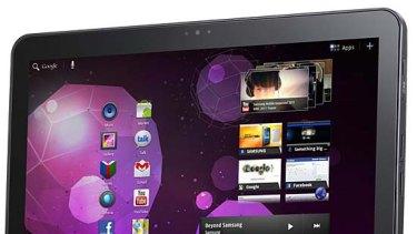 Watch out iPad ... Samsung's Galaxy Tab 10.1