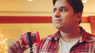 """""""How Samsung treated me really hurt me"""" ... Indian blogger Clinton Jeff."""