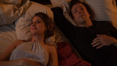 Alison Brie and Jason Sudeikis star in <i>Sleeping with Other People</i>, a romantic comedy from writer-director Leslye Headland.