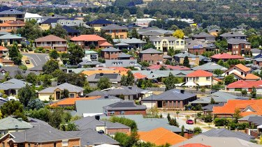 Perth property prices have slumped ... again.