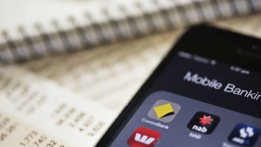 Businesses that are more committed to mobile banking technology are likely to get the most benefit in the years ahead, UBS says.