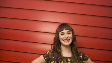 Folksy...Lisa Mitchell
