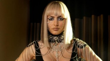 "Gabi Grecko preparing for the 2014 Brownlow Medal: ""Australia needs a Lady Gaga""."