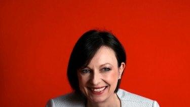 Karen Lawson, CEO of corporate start-up accelerator Slingshot.