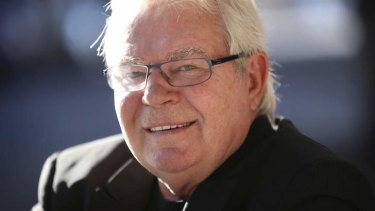 Driving force: Les Murray reflects on his years as a commentator.