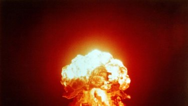 Preparing for nuclear confrontation was a part of the Cold War experience.