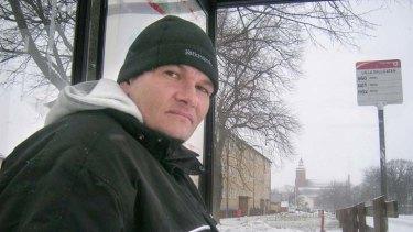 Stefan Nystrom.