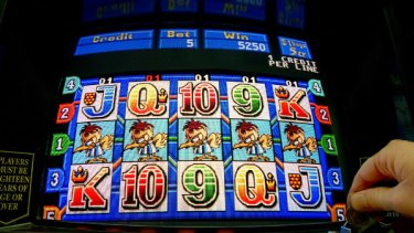 The Brumby Government could be $3 billion richer following the auction of poker machine entitlements.