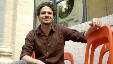 Shape-shifting: Dave Eggers.