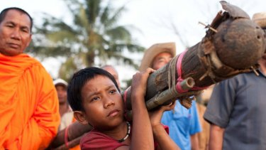 Sight unseen: <i>The Rocket</i> was the first feature film to be shot in Laos, but locals won't be able to watch it.