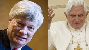 Canon law ''defective'' ... Geoffrey Robertson and the Pope.