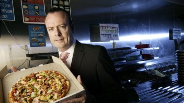 Domino's chief Don Meij gave up his short-term bonus - and still ended up $660,000 ahead.