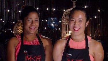 Eva and Debra's dishes scored them a spot in the <i>MKR</i> semi-final.