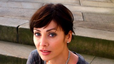 Married to her work ... Natalie Imbruglia.